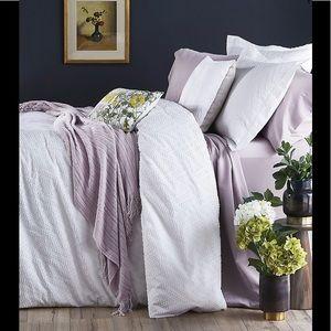 Distinctly Home Laila Cotton 3-Piece Duvet Cover Set
